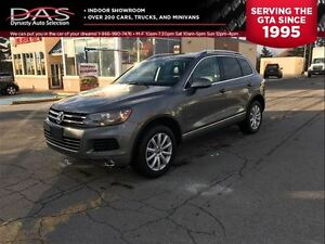 2013 Volkswagen Touareg 3.6L EXECLINE/NAVIGATION/PANORAMIC ROOF