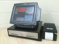 ★ Epos Till PoS System, Touchscreen Hospitality Bar / Pub Restaurant, Cafe, Fish 'n' chip Takeaway