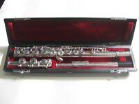 Pearl Flute PF-661E Silver head