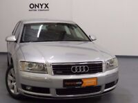 Audi A8 3.0 TDI Quattro 4dr Long MOT! After Full Service! FINANCE AVAILABLE! CARD PAYMENTS WELCOME!