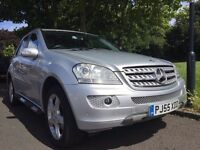 Mercedes Benz M CLASS.BRILLIANT DRIVE.GREAT CONDITION.WELL MAINTAINED.MUST SEE.