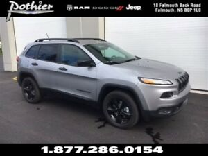 2018 Jeep Cherokee Altitude | 4 CYLINDER | REAR CAMERA | TOW PAC