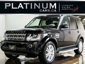 2014 Land Rover LR4 HSE LUXURY, 7 PASSEN