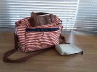 Babymel changing/nappy bag