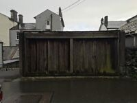 Storage Double Garage plus office/store room to rent in Tavistock