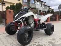 Yamaha Raptor 700R SE ROAD LEGAL