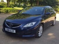 Mazda 6, 2012, AA Mechanical Report, Full Service History, 3 Months Warranty, 5595 Ono