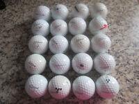 Dozen Titlest Pro V1 & Other Top Brand Golf Balls
