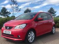 SEAT MII 1.0 SPORT 3d 74 BHP (red) 2013