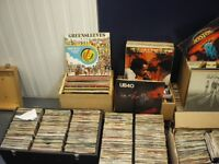 """Vinyl Record collection for sale 2800 + 7""""singles,200+12""""&LPs etc"""