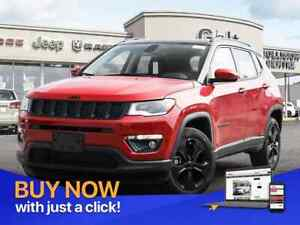 2019 Jeep Compass ALTITUDE 4X4 | NAV SUNROOF PWR LIFTGATE