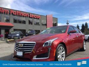 2017 Cadillac CTS Luxury AWD
