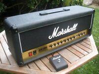 Marshall JCM2000 DSL 50 Guitar Amp Head
