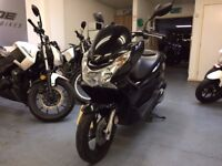 Honda PCX 125cc Automatic Scooter, 1 Owner, Low Miles, V Good Condition, ** Finance Available **
