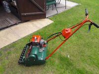Suffolk Punch Petrol Cylinder Mower