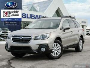 2018 Subaru Outback 2.5i Touring at