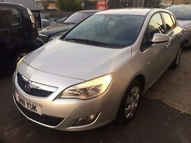 Vauxhall Astra AUTOMATIC 1.6 i VVT 16v Exclusiv 5dr 6 MONTHS FREE WARRANTY