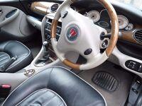 2005 ROVER CONNOISSEUR automatic B M W ENGINE.