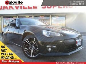 2013 Subaru BRZ Sport-tech | NAVIGATION | 6 SPD M/T | ALLOY WHEE