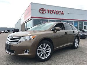 2013 Toyota Venza One Owner AWD 3.9% TCUV Rate O.A.C.