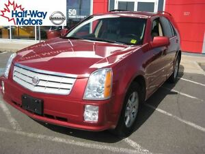 2008 Cadillac SRX V6 | Luxurious!