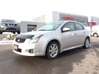 2012 Nissan Sentra 2.0 SR Low Kms. Extra clean!
