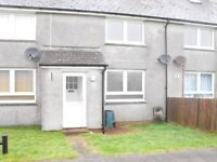 2 bedroom house unfurnished in St Eval, 2 allocated parking spaces, small enclosed garden