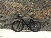 GOKU CYCLES!!! Aluminium Alloy Frame Single speed road track bike fixed gear racing fixie bicycle q1
