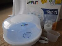 Philips Avent Microwave Steam Sterilises