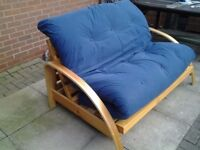 The Futon Company double sofa bed in very good condition