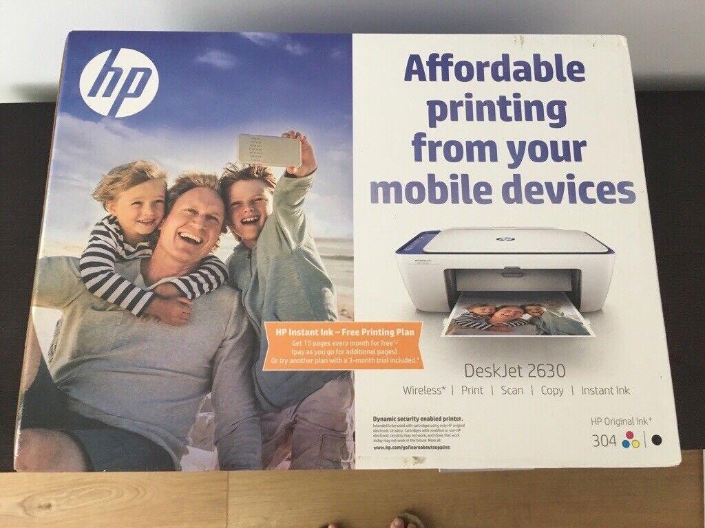 HP deskjet 2630 all in one printer | in London | Gumtree