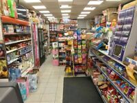 Off Licence convenience grocery shop for sale rent