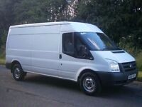 2012 FORD TRANSIT T350 LWB SEMI HIGH, RWD 6spd, ONE OWNER, VERY CLEAN VAN, EXCELLENT DRIVER, NO VAT!