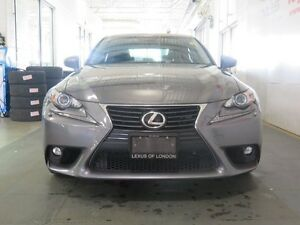2015 Lexus IS 250 AWD *  BLUETOOTH HEATED SEATS