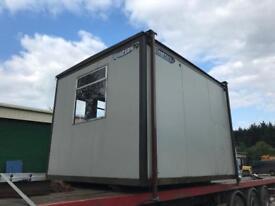 Portable Office Cabin 12x10