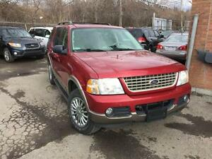 2003 Ford Explorer 4X4,157000 MI,EDIE BEAUER WOW