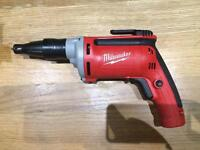 Milwaukee dry line screw gun