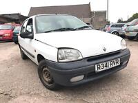 RENAULT CLIO RI 1.2 VERSAILLES NATIONWIDE DELIVERY ******BARGAIN*****