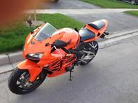 2006 cbr600rr tribal ready to ride
