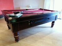 POOL TABLE RE-CLOTHING From £155