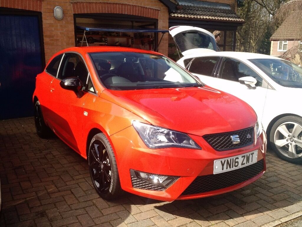 2016 16 seat ibiza fr technology 1 4 ecotsi 9k miles. Black Bedroom Furniture Sets. Home Design Ideas