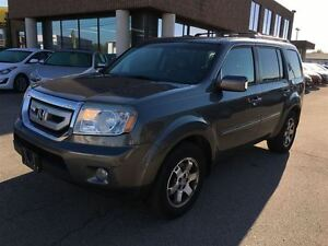 2010 Honda Pilot TOURING AWD WITH NAVIGATION, DVD, LEATHER