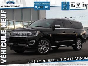 2018 Ford Expedition Max Platinum LF