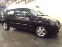 Renault Clio 1.2 Campus Sport 3dr + FULL SERVICE HISTORY +