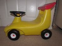 Little Tikes Walker/Ride on/Sit and Ride - LIKE NEW (only used indoors)