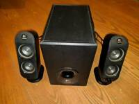 Logitech X-230 speaker