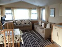 Special Offer this weekend only...Willerby Solstice DG & CH with 3 bedrooms + Site fees until 2018