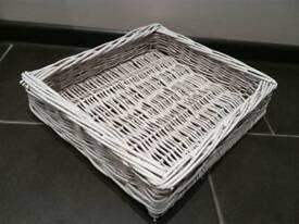 Weaved basket