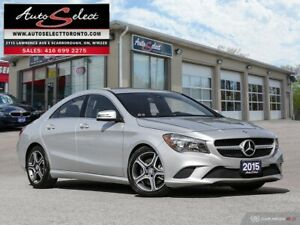 2015 Mercedes-Benz CLA-Class 4Matic CLA250 AWD ONLY 96K! **TE...