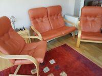 Conservatory sofa seats